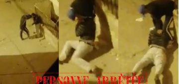 الفيديو اللّي نوض الرعب بين المغاربة فمارس وبان فيه مشرمل كيعنف واحد بهدف السرقة طلعات لكتابة ديالو: مول الفعلة تشد