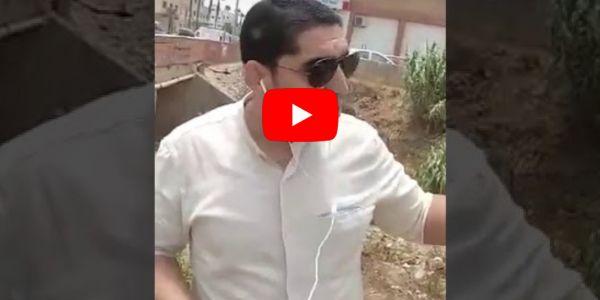رئيس جمعية فرگع فضيحة استغلال الحراگة القاصرين جنسيا فالناظور مقابل السيليسيون -فيديو