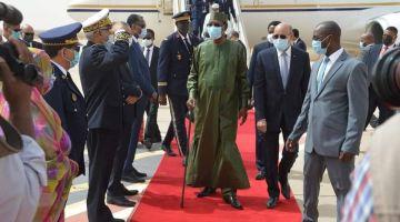 نشطاء موريتانيين انتاقدوا ضعف البرتوكول فقمة الساحل بموريتانيا