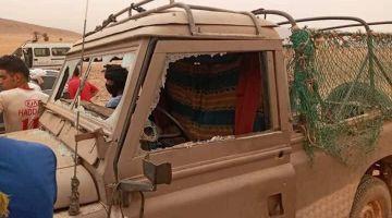 مواجهات عنيفة بين جوج قبائل نواحي كَليميم والوضع وصل مرحلة خطيرة