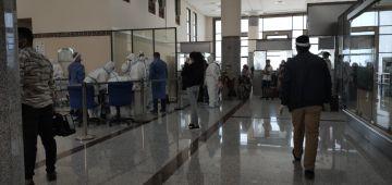 كورونا.. 145 مغربي لي جاو من موريتانيا للداخلة خرجو من الحجر الصحي من بعد التأكد من حالتهم الصحية