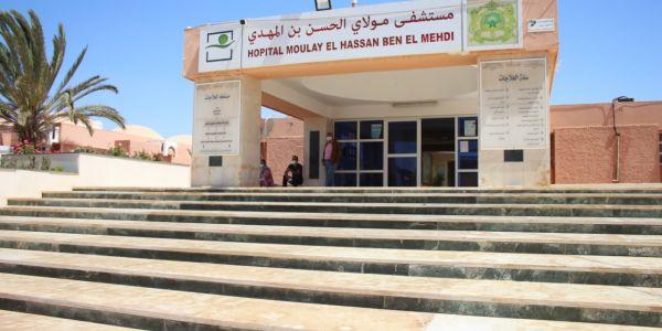 كورونا رجعات لمدينة بوجدور بتسجيل حالة جابوها للعيون