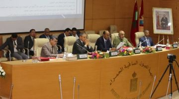 تأجيل دورة مجلس جهة العيون ديال يوليوز ودعا المواطنين للإلتزام بالتدابير الوقائية