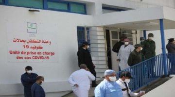 6 حالات تقاسو بكورونا فالداخلة فيهم 5 مهاجرين ومغربي جاي عبر لارام