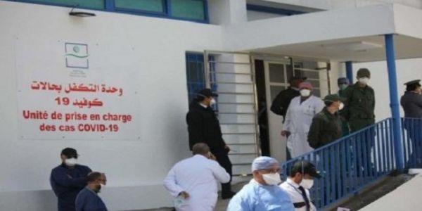 3 حالات تقاسو بكورونا فالداخلة لسنكَالي وعسكري ومدني