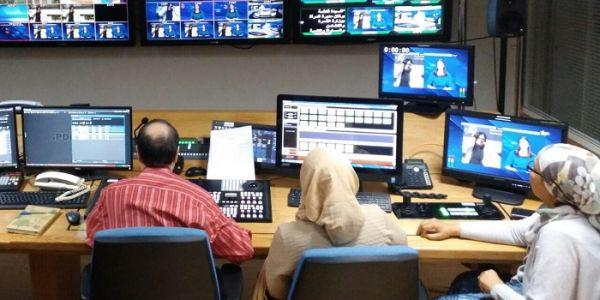 """لمواكبة جايحة """"كورونا.. الـ""""SRNT"""" دارت اكثر من 19 ألف ساعة من البرامج الإخبارية والتحسيسية والتعليمية"""