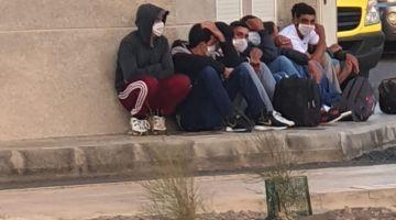 8 د الحراكَة مغاربة وصلو لكناريا الصباح وكيقلبو على الباقي