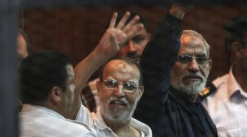 """لقتيلة فحباسات السيسي مستمرة. العريان القيادي البازر ورجل التوافقات بجماعة """"الاخوان المسلمين"""" مات. بنكيران: مات شهيد وخاص يتوقف هاد القتل فمصر"""