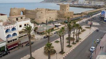 آسفي تزكلات من كارثة بسبب انهيار صومعة جامع مع صلاة المغرب
