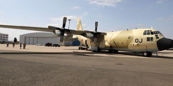 المغرب سيفط أطنان دالمساعدات للبنان واليوم كمالة 20 طيارة