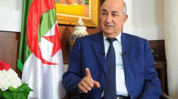 تبون: الجزائر كتحتارم الجيران وباغية علاقات تعاون مع المغرب