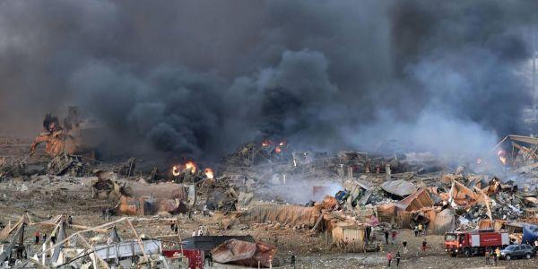 """مصدر لـ""""رويترز"""": التحقيقات الأولية كتشير إلى أن الإهمال هو سباب انفجار بيروت"""