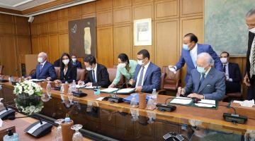 لجنة اليقظة دارت اجتماعها التاسع ووقعات ميثاق من اجل الاقلاع الاقتصادي والتشغيل