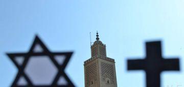 هذا هو التعايش اللي بغينا. المسيحيين المغاربة كيباركو للمسلمين العيد الصغير