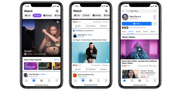 فيسبوك كيهدد عرش يوتيوب