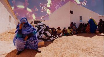 19 ماتو فمخيمات تندوف بسباب كورونا والساكنة خايفة من الوضع
