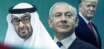 صافي الإمارات واسرائيل دارو علاقات رسمية..بن زايد: وضعنا خارطة طريق لتدشين التعاون المشترك