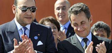 ساركوزي فكتابو: المغرب محظوظ حيت عندو ملك ذكي وإنساني