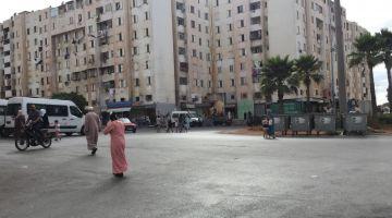 """عاجل.. إغلاق أحياء فالحي المحمدي بعدما تسجلات بؤرة عائلية فيها 76 مصاب بـ""""كورونا"""" -تصاور"""