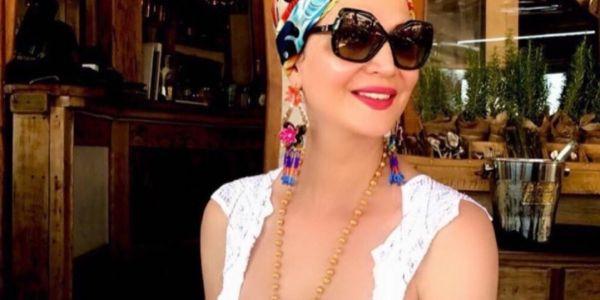 الراقصة نور: لبسو الكمامة مزيان راه القضية واعرة يا حمادي
