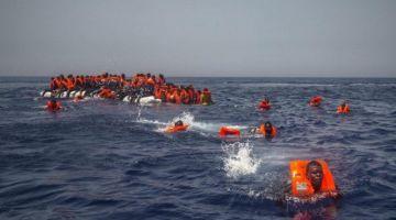 كارثة إنسانية فسواحل موريتانيا. 39 حراكَ جاو من المغرب غرقو.. نجى غير واحد