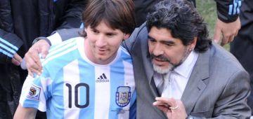 ولد مارادونا: ميسي ماشي هو أفضل كوايري.. والمقارنة بينو وبين الواليد ماكيناش