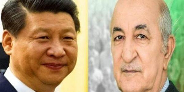الصين نخلات الدزاير. وزراء خارجية البلدين بحثو العلاقات والملف الليبي والصحرا على الهامش