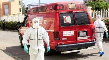 كورونا : 29 واحد تقاسو بالفيروس فجهة كَليميم وادنون
