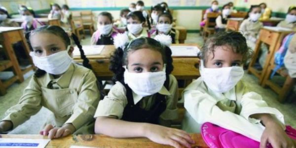 """دراسة أممية: """"كورونا"""" تسبب ف أكبر اضطراب للتعليم فالعالم و818 مليون طفل معندهمش فين يغسلو يديهم"""