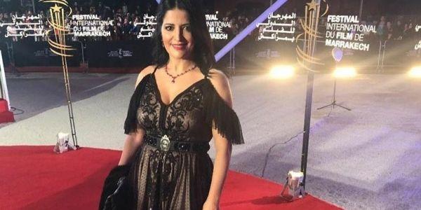 واخّا غايبة هادي مدة.. الممثلة سناء موزيان دارو ليها تكريم فمصر – تصاور