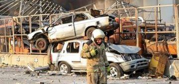انفجار بيروت خلا مشاهير مغاربة يتضمانو مع لبنان واللبنانيين