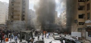 مغربية تصابت فانفجار بيروت. خدامة مع الامم المتحدة وتهرسات فرجلها