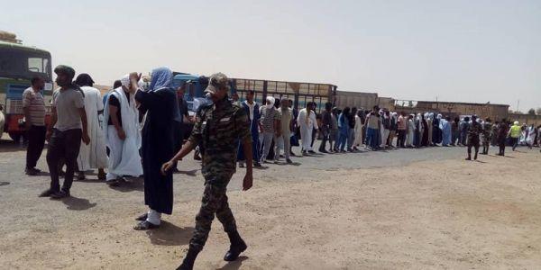التجار فتندوف: البوليساريو كتحمل مسؤولية تجويع الصحراويين وما غاديش نسكتو