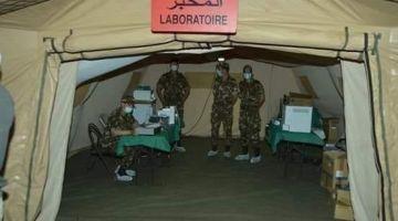 3 حالات ديال كورونا تزادت فمخيمات تندوف والحصيلة ولات 19 إصابة