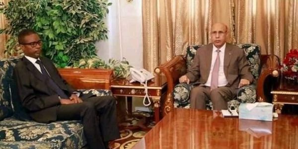 ولد الغزواني كلّف وزير أول جديد باش ينسق العمل الحكومي حتى تقاد الحكومة