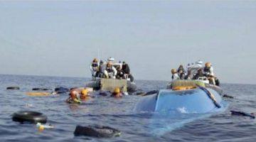 انقلاب قارب ديال لحريكَ جنوب الداخلة وعتقوا 26 حراكَ وكاين غريق على الأقل