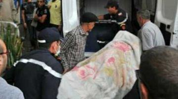 ريحة خانزة مكنات من اكتشاف جثة ديال أستاذ بكليميم