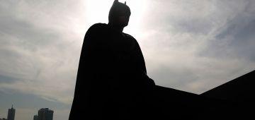"""تصوير فيلم """"باتمان"""" رجع بعد الشفاء من كورونا"""