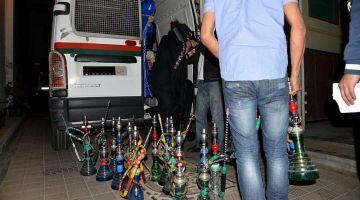 فاس.. قهاوي ديال الشيشة حصلو خدامين وخا حالة الطوارئ الصحية