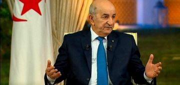 التناقض. تبون : ما عندناش مشكل مع المغرب وقضية الصحرا قضية معروفة – فيديو