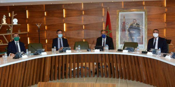 """المغرب خدا 200 مليون أورو من البنك الأوروبي للاستثمار: غادي تمشي لدعم المنظومة الفلاحية ومواكبة تنفيذ الاستراتيجية الفلاحية """"الجيل الأخضر 2020-2030"""""""