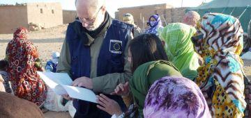 برلمانيون فاوروبا وجهوا اتهامات لقيادة البوليساريو باستغلال المساعدات الإنسانية