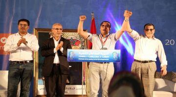 """أمكراز كيرطب مع شباب مبادرة """"المؤتمر الاستثنائي"""": عمر البي جي دي سد الباب أمام النقاش ومرحبا بهاد المبادرة"""