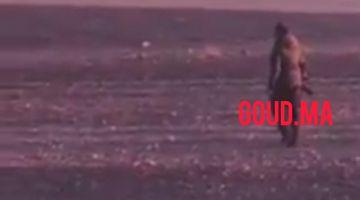 حصري. بالفيديو: عسكريين فالبوليساريو لحماية الموالين ليها لي غادي يسدو الكَركرات