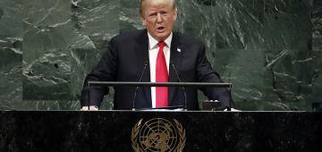 ترامب طالب الأمم المتحدة بمحاسبة الشينوا على تفشي جايحة كورونا