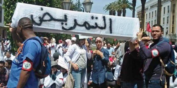 """الخريف الأسود جاي..""""احتجاجات"""" الممرضين ضد وزير الصحة كتهدد بأزمة وسط السبيطارات"""