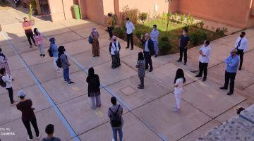 """القراية فزمن """"كورونا"""".. 413 تلميذ و807 أستاذ تصابو بالفيروس و118 مؤسسة تعليمية تسدات"""