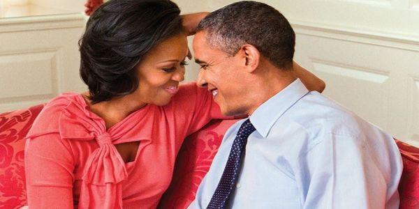 ميشيل أوباما: واحد نهار عصبني باراك وكنت غادي نلوحو من الشرجم