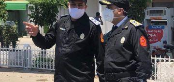 """السّعيد والي أمن فاس ارجع لخدمتو بعدما تصاب بـ""""كورونا"""" فيروس"""