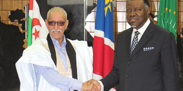 ناميبيا بتوجيه جنوب إفريقي استغلات الجمعية العامة للأمم المتحدة باش تروج للبوليساريو